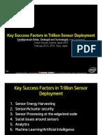 TSensor-Tokyo Japan-Panel Discussion- Sandhi Bhide-Feb21, 2014