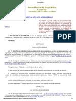Decreto Nº 8771