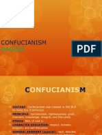 Confucianism and Daoism Presentation