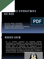 Sistemas Operativos de Red Expo