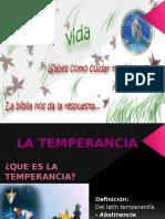 Temperancia