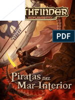 Piratas Del Mar Interior - Suplemento