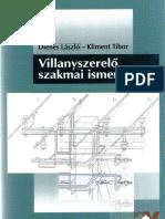 Villanyszerelo Szakamai Ismeretek I.