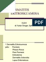 Dermatitis Eritrosquamosa