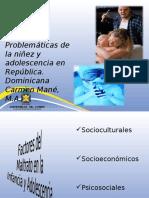 PROBLEMATICAS SOCIALES 2016