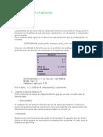 Ejercicios en Excel y R