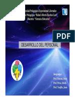 Resumen Desarrollo de Personal. Sem4