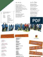 Brosur Hari Guru Hari Pekerja2016