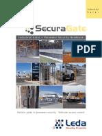 Leda Industrial Gates and Perimeter Security Handbook