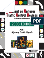 Traffic Signal Timing