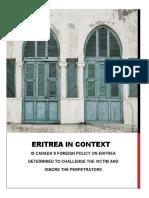 Eritrea in Context
