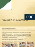 Nutricion -Pedagogia y Sociologia en El Karate-do