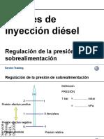 Regulacion de La Presion de Sobrealimentacion