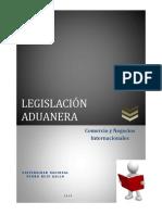 Manual - Legislación Aduanera