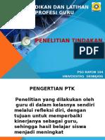 slide PTK