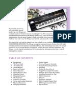 Mirage DSK-1 Musicians Manual