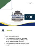 2. Konsep & Prinsip Belajar Mandiri_pau Nov 2015