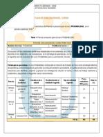 Plan de Evaluacion Probabilidad 2016-16-1