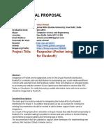 GSoC 2014 Proposal