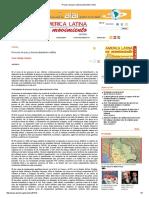 Villarraga Proceso de Paz y Desescalamiento Militar Marzo2015