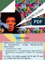 Tuberculosis presentation