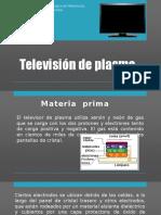Televisión plasma.