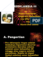 Diet Preeklamsia III