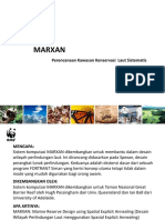 MARXAN by Anton Widjonarno