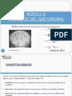 6.- Modulo III.- Internos de Torres de Fraccionamiento