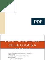 Empresa Nacional de La Coca Enaco