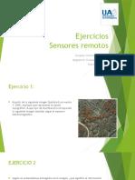 Ejercicios sensores remotos
