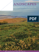 Landscapes Newsletter, Spring 2009 ~ Peninsula Open Space Trust