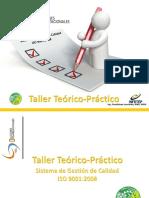 TALLER ISO 9001