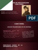 Analisis de Un Fragmento de Histeria, Caso Dora Freud