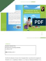 Evaluacion de Los Aprendizajes Infantiles 2
