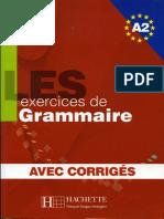 Les Exercices de Grammaire _A2_avec Corriges