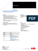 P283 SYS600 Display Engineering Course Description