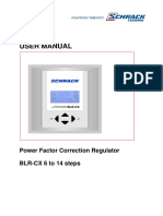 Beluk Blr-cx Apfc Manual