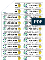 Kode Bpjs Pkm Icdx