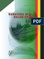Sumatera Barat Dalam Angka Tahun 2010