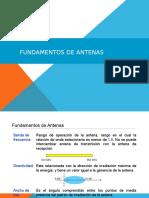 Fundamentos Antenas