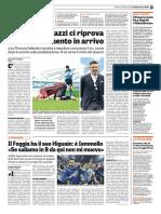 La Gazzetta dello Sport 17-05-2016 - Calcio Lega Pro