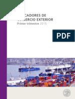 Indicadores de Comercio Exterior