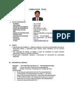 Curriculum Vitae Paul - Copia