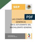 DGB Competencias Genericas