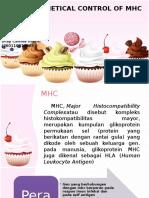 Genetic Control of Mhc 2007