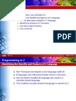 Ni It c Programming Language