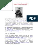 Jean Louis Marie Poiseuill1