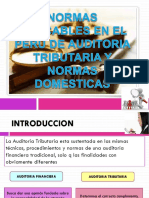 Grupo 1 - Normas Aplicables a La Auditoria Tributaria