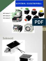 Bab 2-Piranti Kontrol Elektromekanik